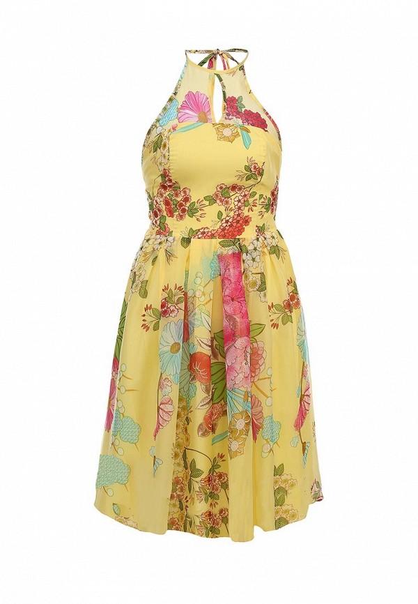 Платье-мини AdL - Adilisik (АДЛ-Адилисик) 124W6696000: изображение 2