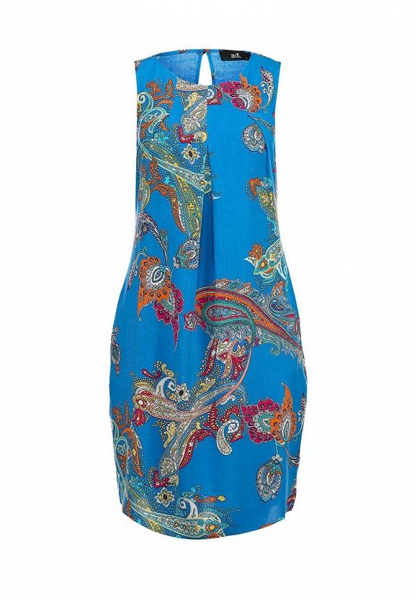 Платье-миди AdL - Adilisik (АДЛ-Адилисик) 524W6832000: изображение 2