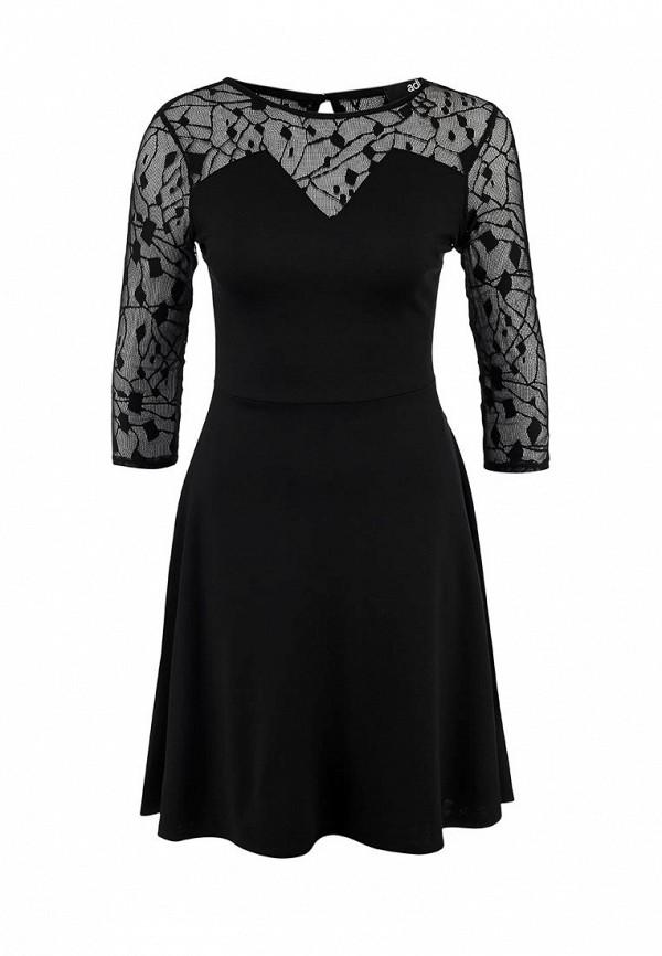 Платье-мини AdL - Adilisik (АДЛ-Адилисик) 524W7066000: изображение 2