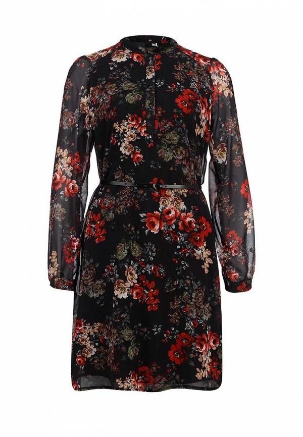 Платье-миди AdL - Adilisik (АДЛ-Адилисик) 12418707003: изображение 2