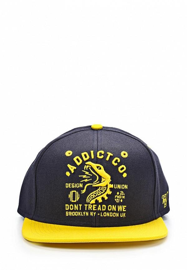 Бейсболка Addict (Аддикт) M15251: изображение 2