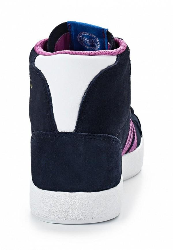 Кеды для мальчиков Adidas Originals (Адидас Ориджиналс) D67686: изображение 2
