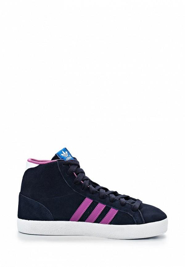 Кеды для мальчиков Adidas Originals (Адидас Ориджиналс) D67686: изображение 5