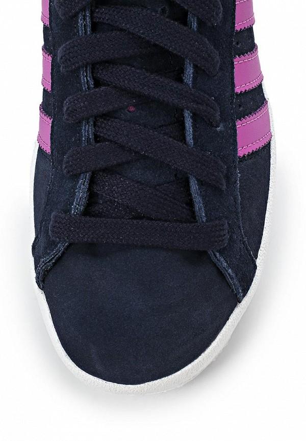 Кеды для мальчиков Adidas Originals (Адидас Ориджиналс) D67686: изображение 6