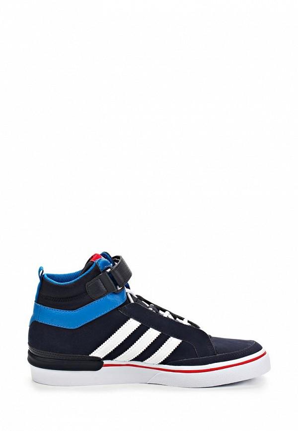 Кеды для мальчиков Adidas Originals (Адидас Ориджиналс) D67800: изображение 9