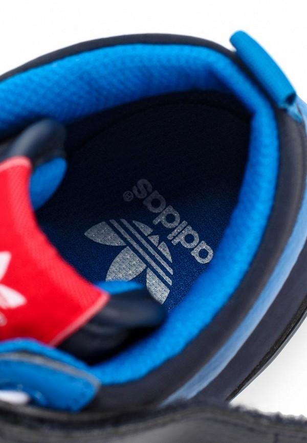 Кеды для мальчиков Adidas Originals (Адидас Ориджиналс) D67800: изображение 13