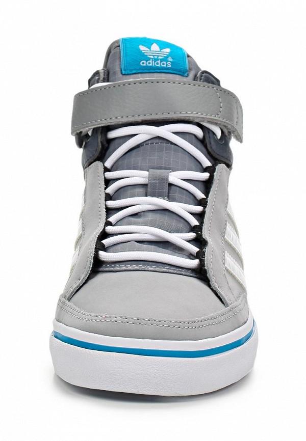 Кеды для мальчиков Adidas Originals (Адидас Ориджиналс) D67801: изображение 7