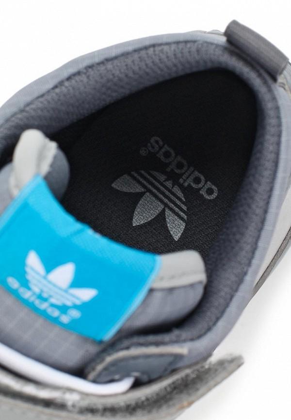Кеды для мальчиков Adidas Originals (Адидас Ориджиналс) D67801: изображение 13