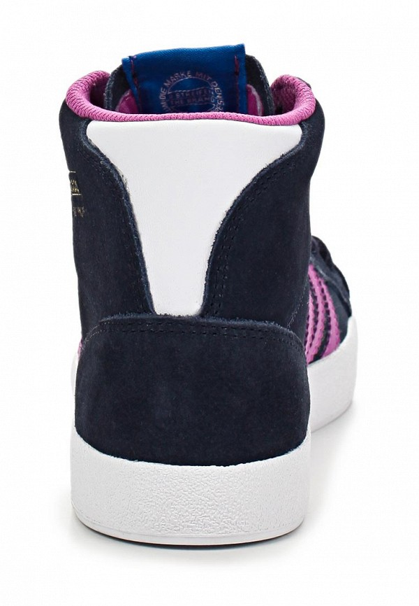 Кеды для мальчиков Adidas Originals (Адидас Ориджиналс) D67686: изображение 4