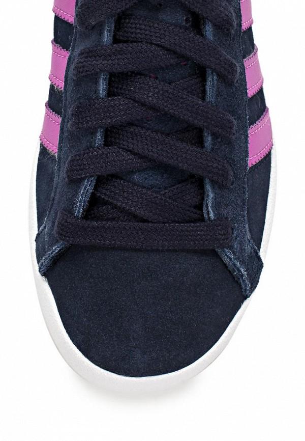 Кеды для мальчиков Adidas Originals (Адидас Ориджиналс) D67686: изображение 12