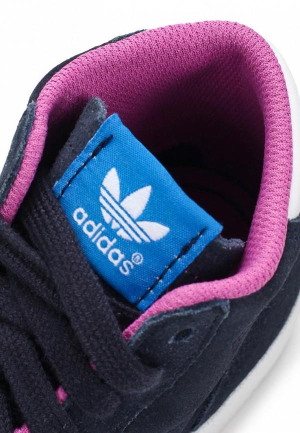 Кеды для мальчиков Adidas Originals (Адидас Ориджиналс) D67686: изображение 14