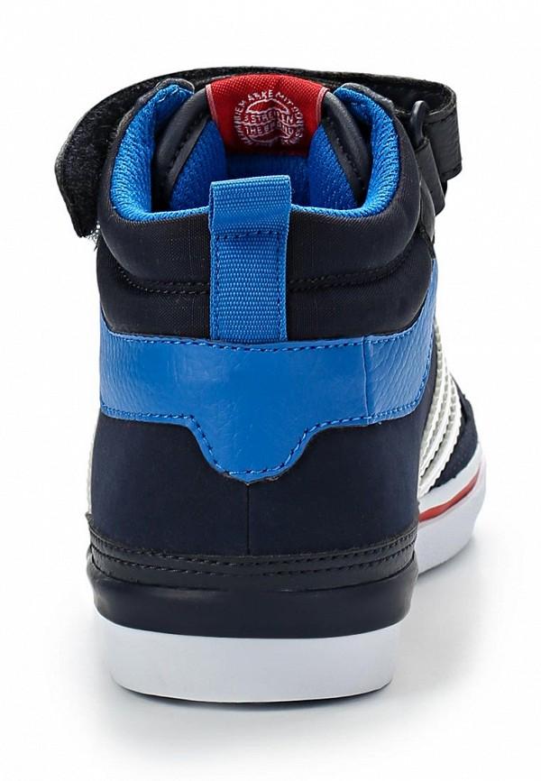Кеды для мальчиков Adidas Originals (Адидас Ориджиналс) D67800: изображение 2