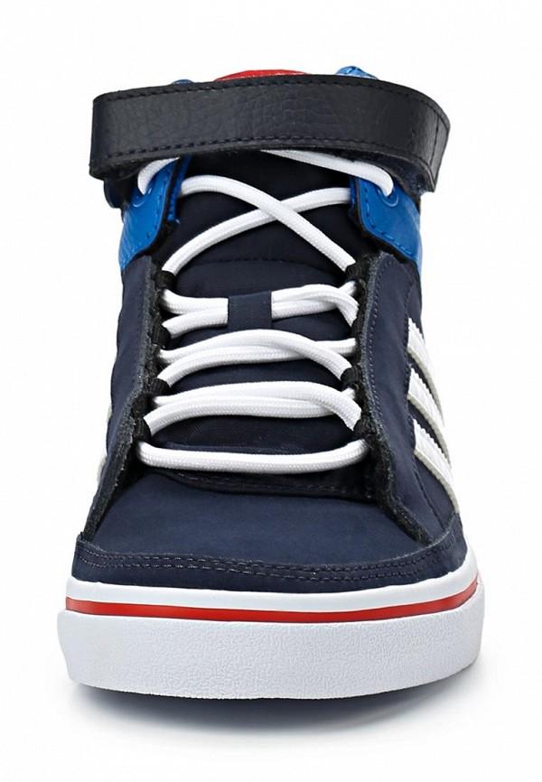 Кеды для мальчиков Adidas Originals (Адидас Ориджиналс) D67800: изображение 4