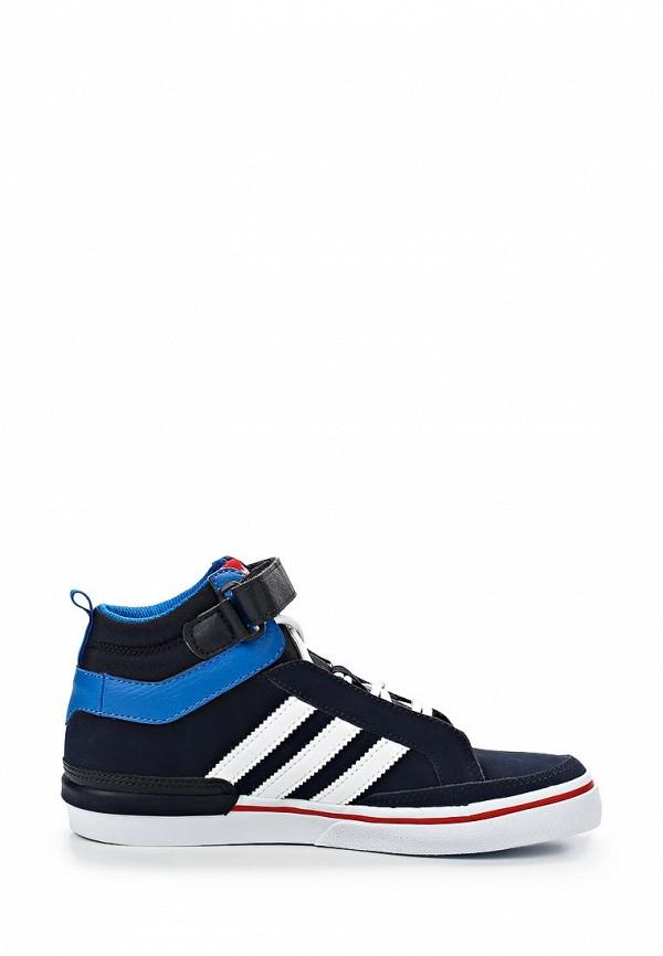 Кеды для мальчиков Adidas Originals (Адидас Ориджиналс) D67800: изображение 5