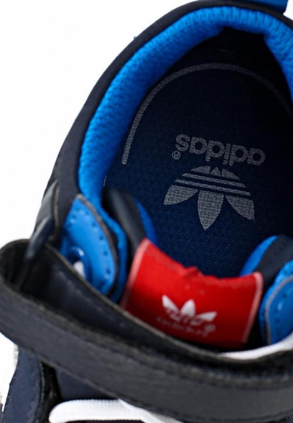 Кеды для мальчиков Adidas Originals (Адидас Ориджиналс) D67800: изображение 7