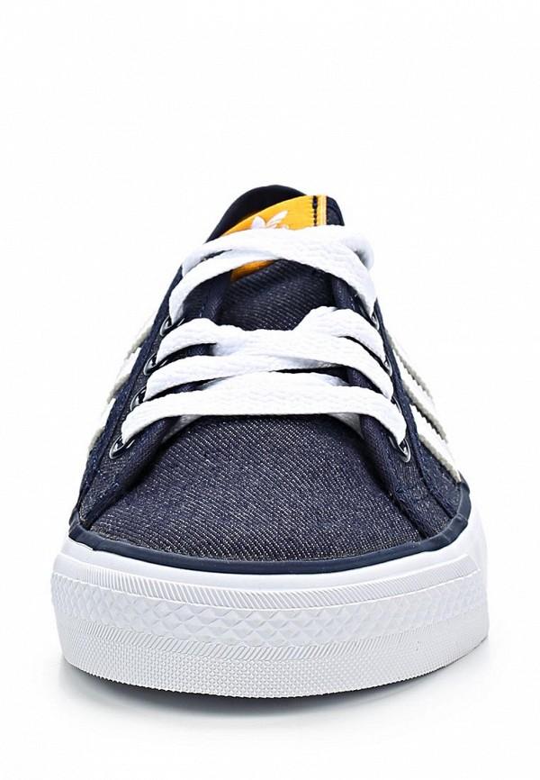 Кеды для мальчиков Adidas Originals (Адидас Ориджиналс) M25259: изображение 6