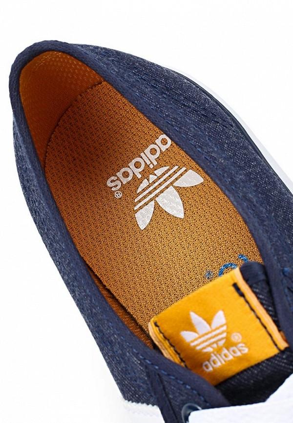 Кеды для мальчиков Adidas Originals (Адидас Ориджиналс) M25259: изображение 12