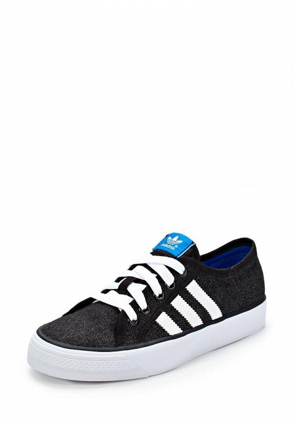 Кеды для мальчиков Adidas Originals (Адидас Ориджиналс) M25260: изображение 2