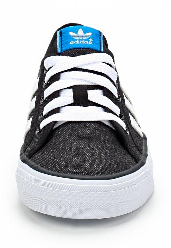 Кеды для мальчиков Adidas Originals (Адидас Ориджиналс) M25260: изображение 6