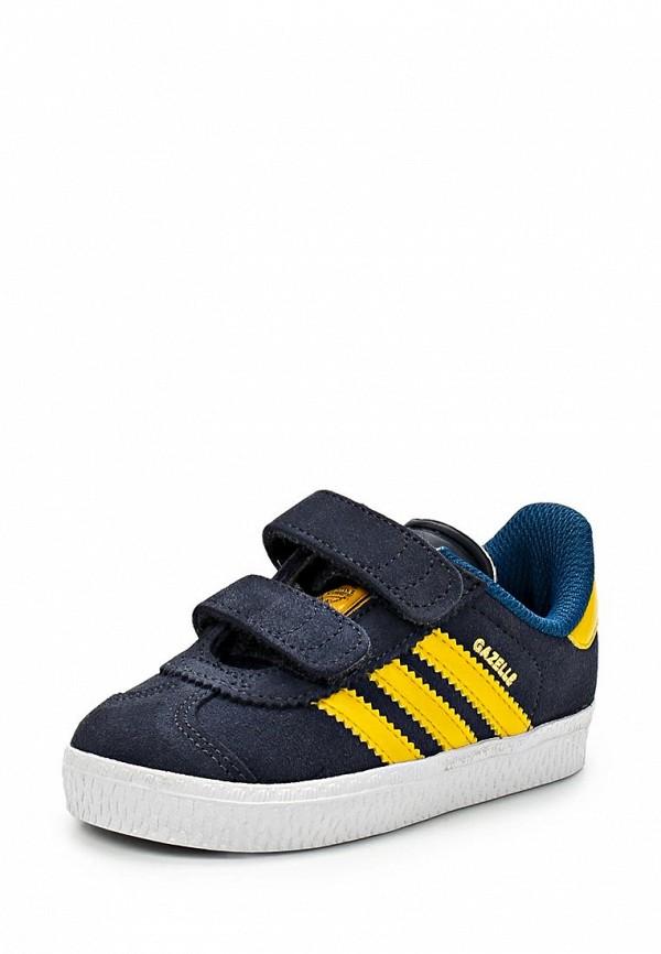 Кеды для мальчиков Adidas Originals (Адидас Ориджиналс) D67216: изображение 7