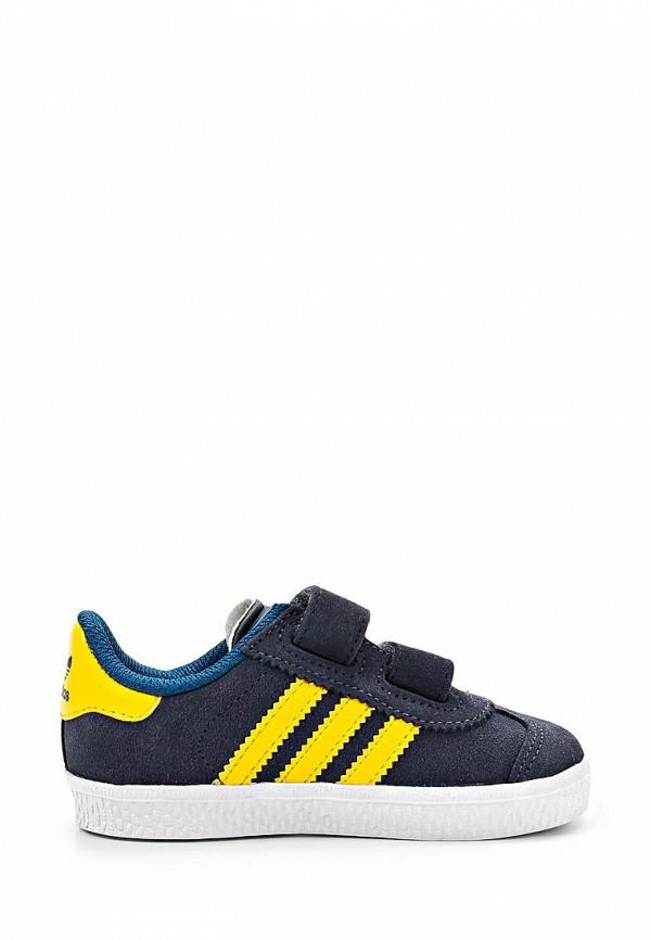 Кеды для мальчиков Adidas Originals (Адидас Ориджиналс) D67216: изображение 10