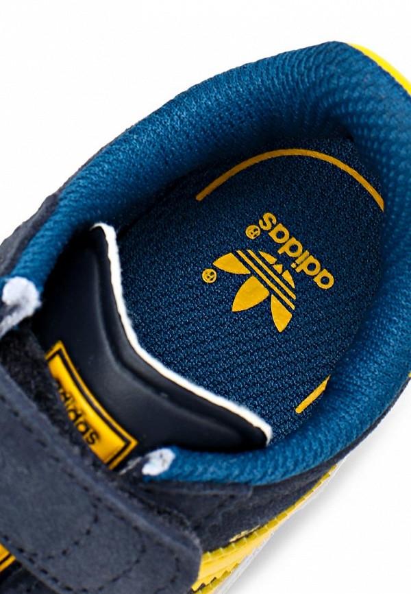 Кеды для мальчиков Adidas Originals (Адидас Ориджиналс) D67216: изображение 12