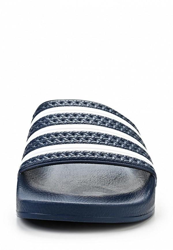 Мужские сланцы Adidas Originals (Адидас Ориджиналс) 288022: изображение 8