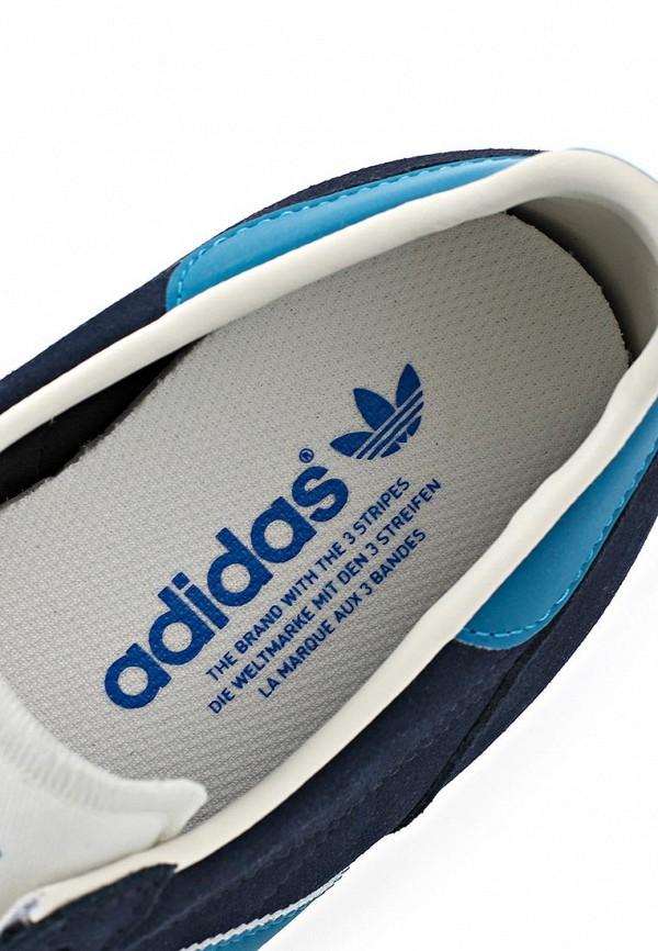Мужские кроссовки Adidas Originals (Адидас Ориджиналс) G96856: изображение 13