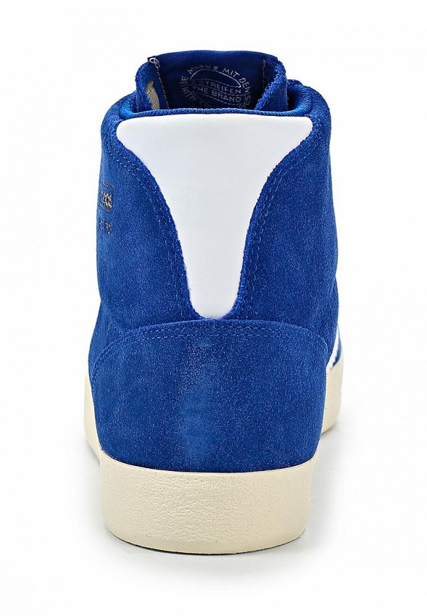 Мужские кеды Adidas Originals (Адидас Ориджиналс) Q23334: изображение 2