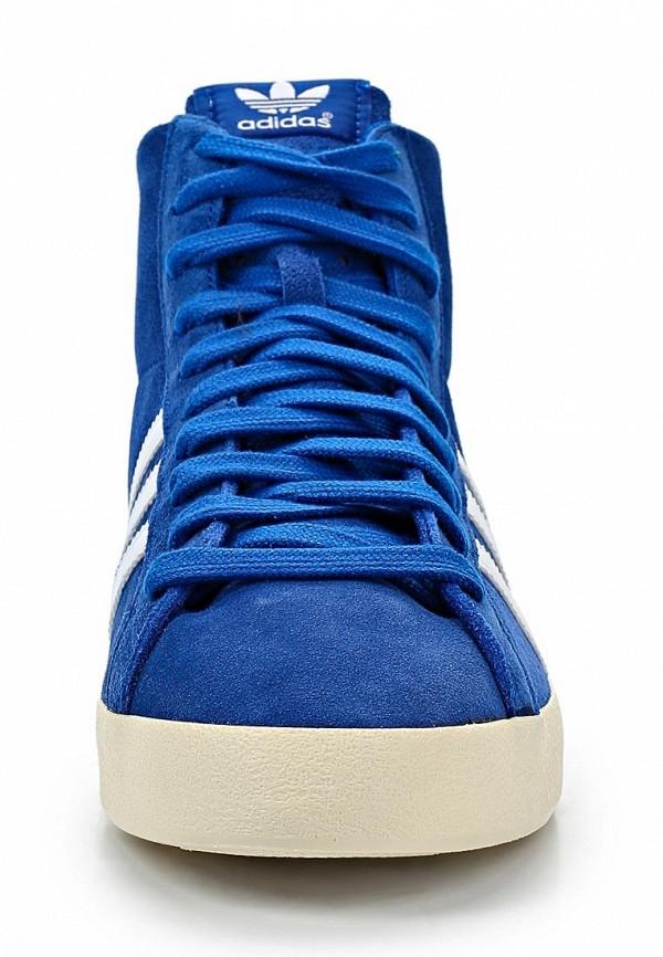 Мужские кеды Adidas Originals (Адидас Ориджиналс) Q23334: изображение 4