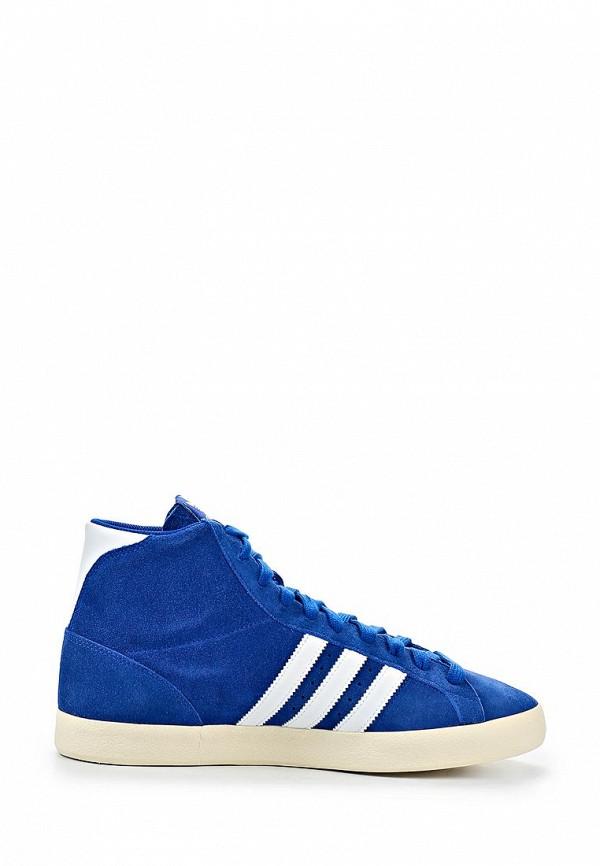 Мужские кеды Adidas Originals (Адидас Ориджиналс) Q23334: изображение 5