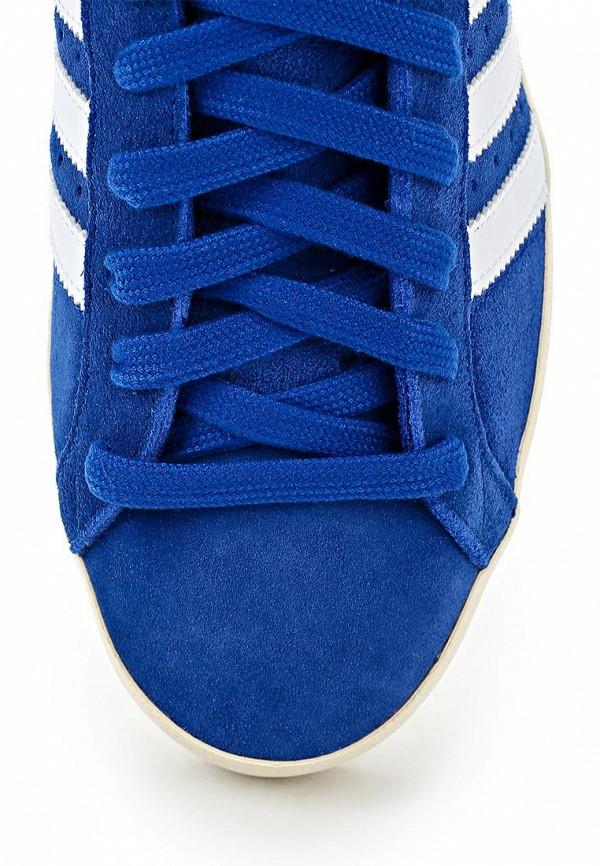 Мужские кеды Adidas Originals (Адидас Ориджиналс) Q23334: изображение 6