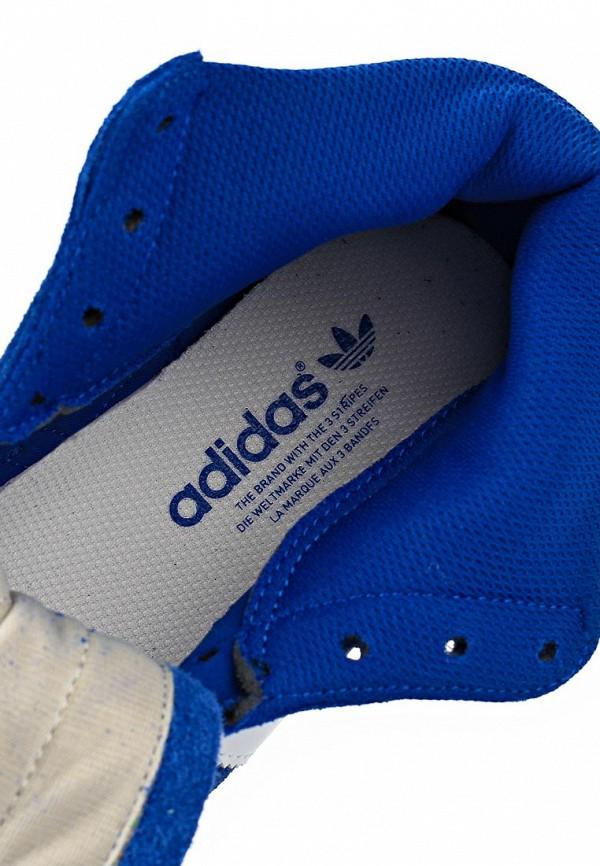 Мужские кеды Adidas Originals (Адидас Ориджиналс) Q23334: изображение 7