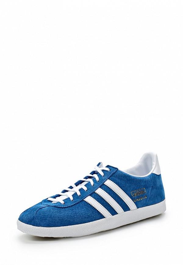 Мужские кеды Adidas Originals (Адидас Ориджиналс) G16183: изображение 2
