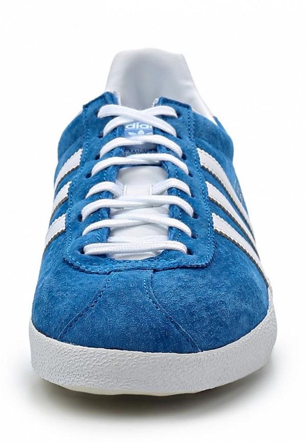 Мужские кеды Adidas Originals (Адидас Ориджиналс) G16183: изображение 8