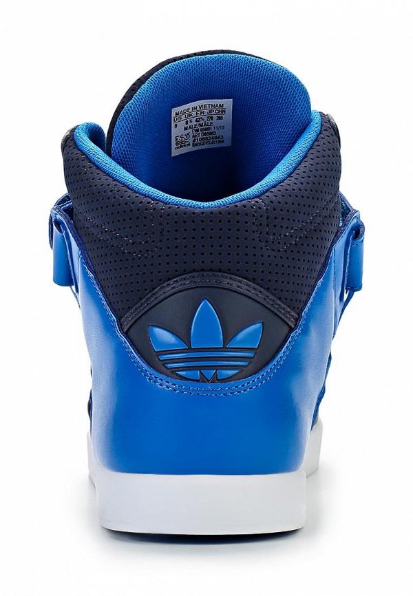 Мужские кеды Adidas Originals (Адидас Ориджиналс) D65963: изображение 3