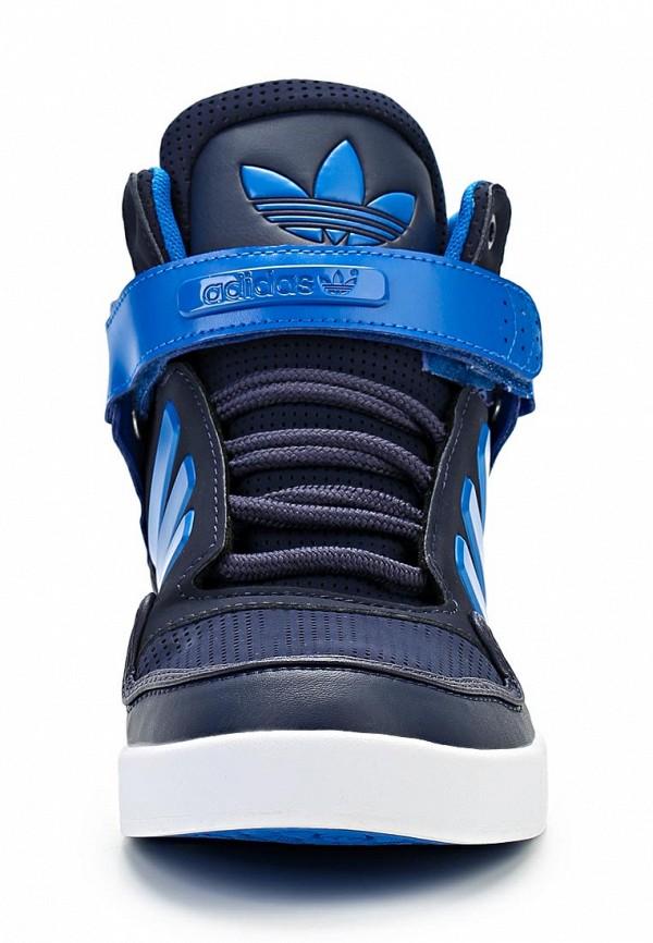 Мужские кеды Adidas Originals (Адидас Ориджиналс) D65963: изображение 7