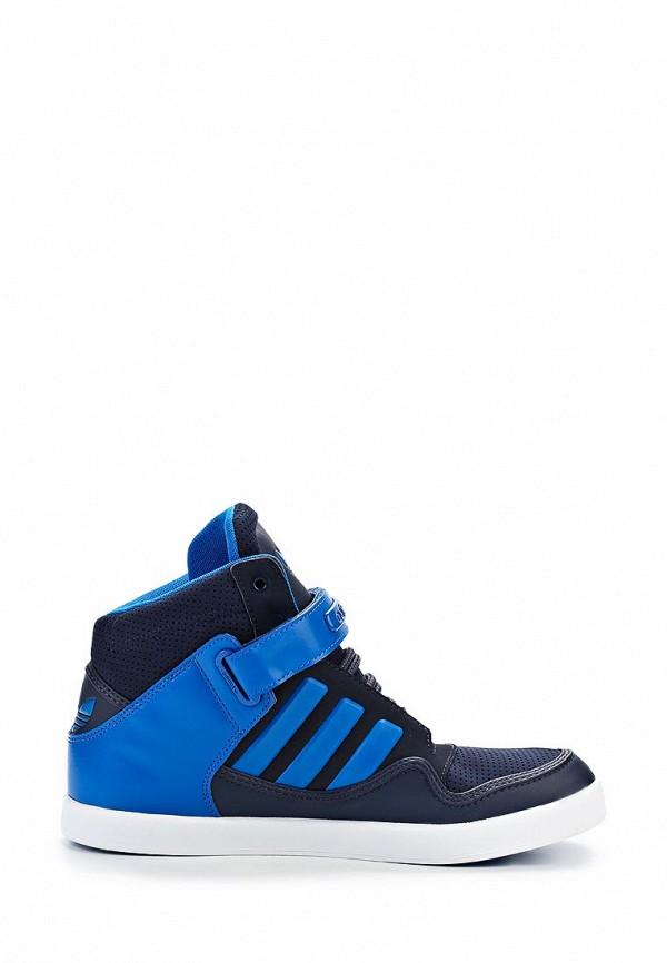 Мужские кеды Adidas Originals (Адидас Ориджиналс) D65963: изображение 9