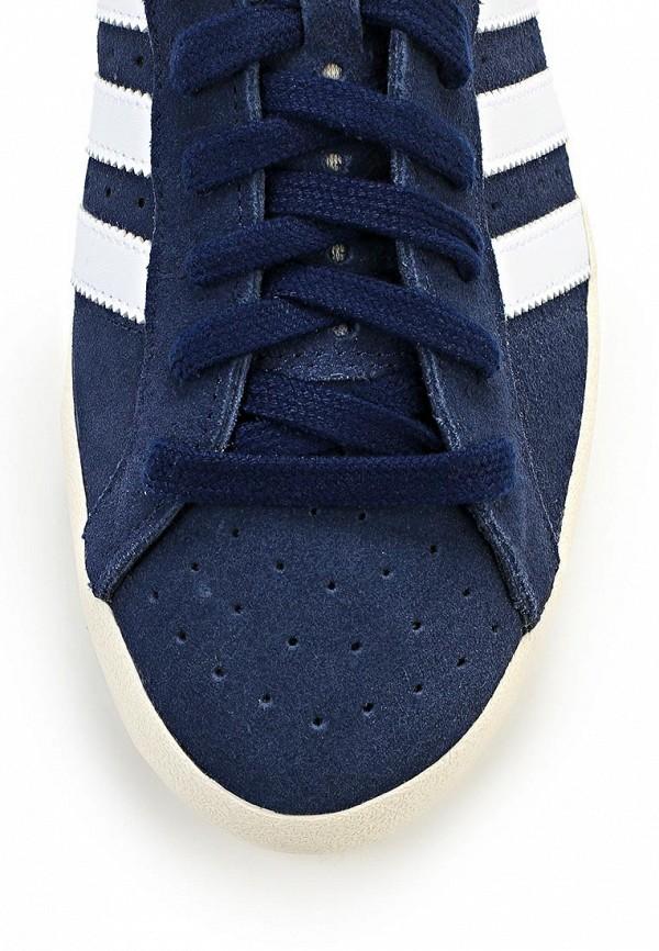 Мужские кеды Adidas Originals (Адидас Ориджиналс) Q23019: изображение 11