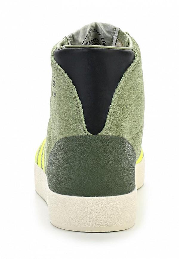 Мужские кеды Adidas Originals (Адидас Ориджиналс) D65923: изображение 4
