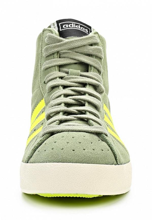 Мужские кеды Adidas Originals (Адидас Ориджиналс) D65923: изображение 8
