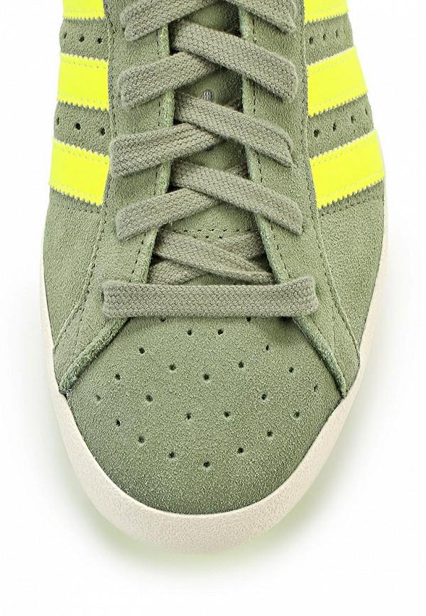 Мужские кеды Adidas Originals (Адидас Ориджиналс) D65923: изображение 12