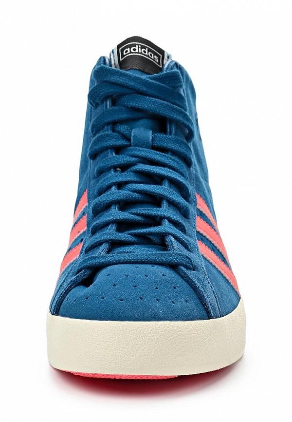 Мужские кеды Adidas Originals (Адидас Ориджиналс) D65924: изображение 8