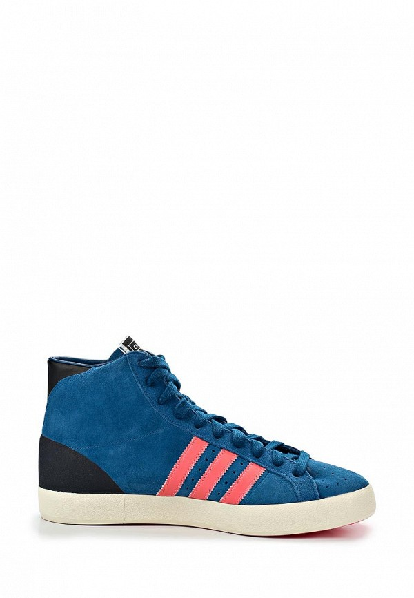 Мужские кеды Adidas Originals (Адидас Ориджиналс) D65924: изображение 10