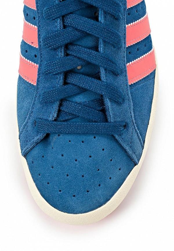 Мужские кеды Adidas Originals (Адидас Ориджиналс) D65924: изображение 12