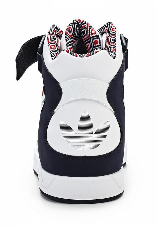 Мужские кеды Adidas Originals (Адидас Ориджиналс) D65775: изображение 3