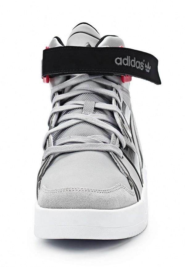 Мужские кеды Adidas Originals (Адидас Ориджиналс) D65779: изображение 4