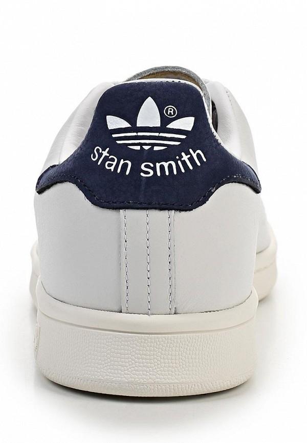 Мужские кеды Adidas Originals (Адидас Ориджиналс) D67362: изображение 3