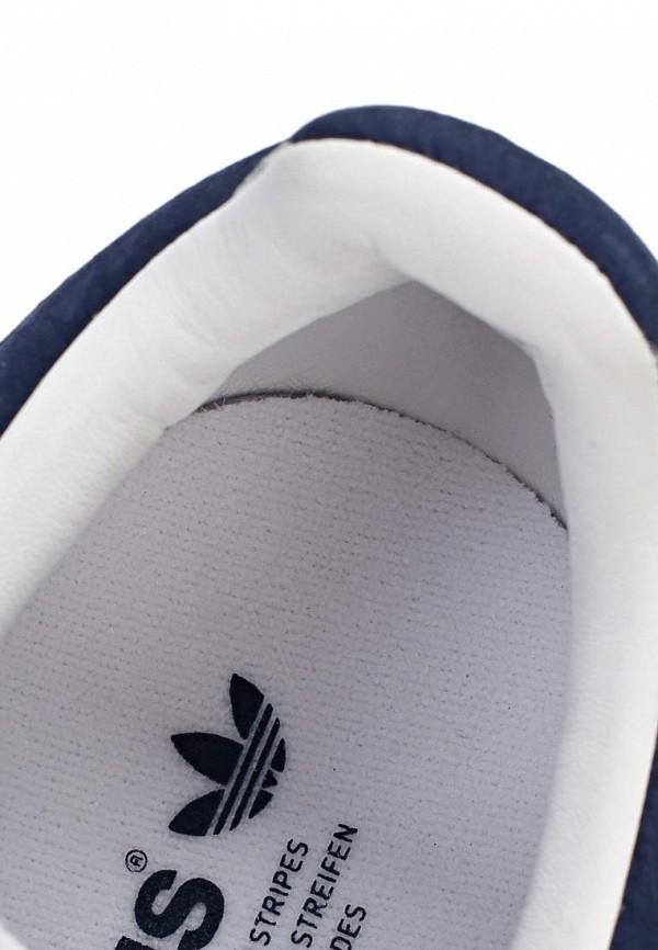 Мужские кеды Adidas Originals (Адидас Ориджиналс) D67362: изображение 13