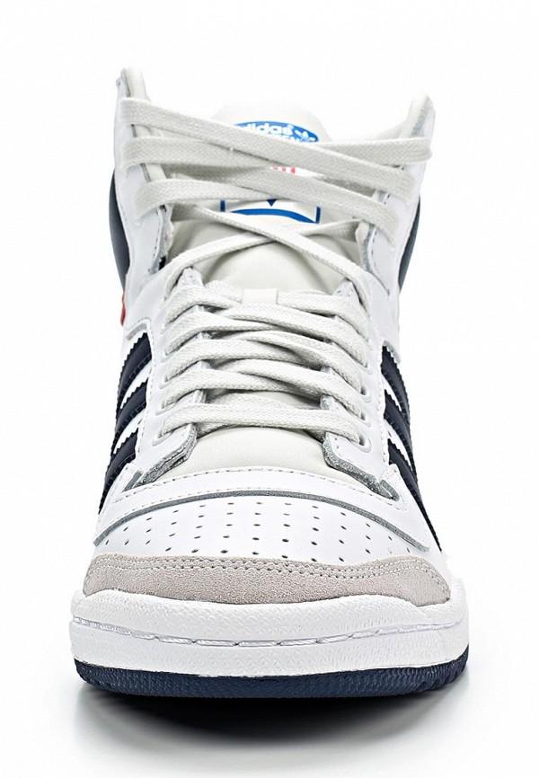 Мужские кроссовки Adidas Originals (Адидас Ориджиналс) D65161: изображение 7
